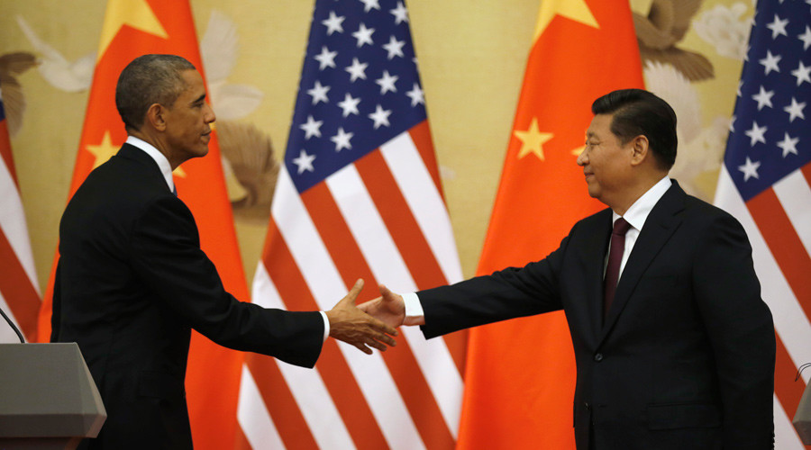 'Beijing and Washington strategically not on the same page'