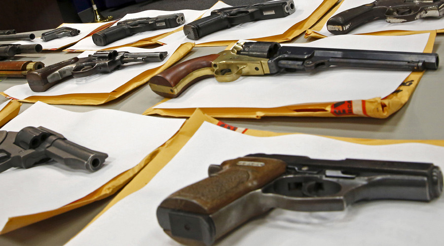 300,000 guns go missing from Belgium's register – report
