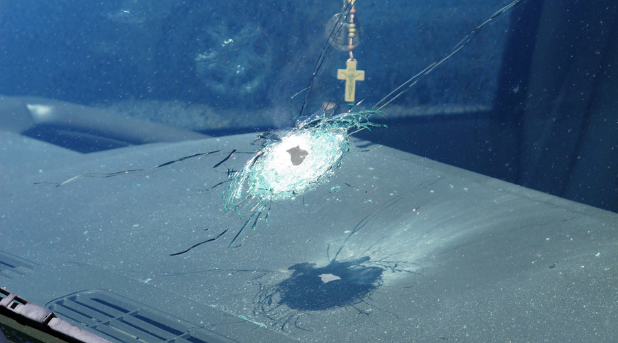 Arizona sniper? Four random cars hit by bullets at I-10 in 3 days