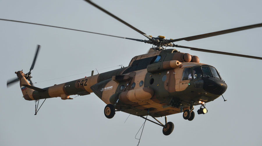 India upgrades its military helicopter fleet in $1.1bn deal with Russia
