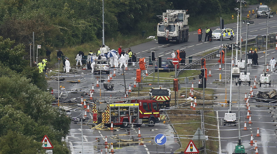 Shoreham airshow crash inquest opens