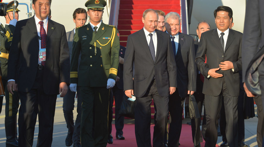 Putin's Beijing visit to boost Russia-China trade