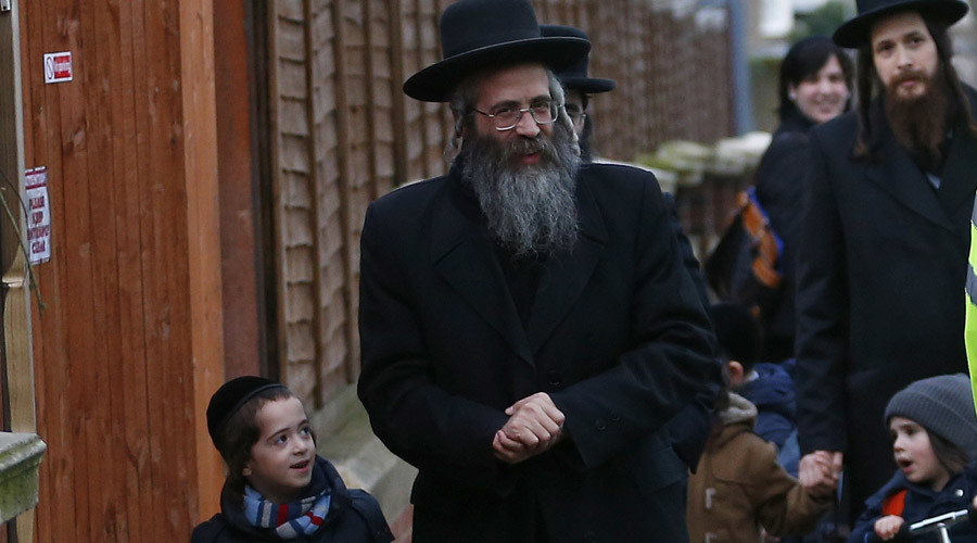 Orthodox Jewish school teaches 3yo children 'non-Jews are evil'