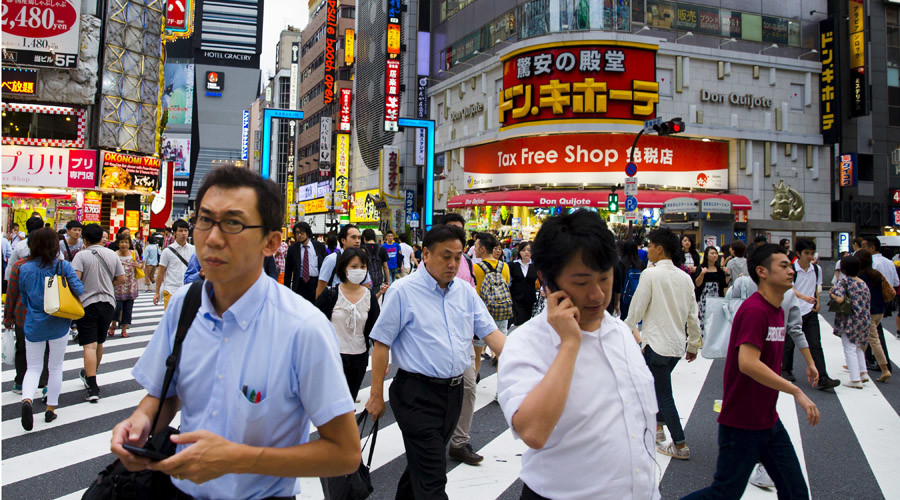 Sanctions could lead to Russia-Japan currency swaps