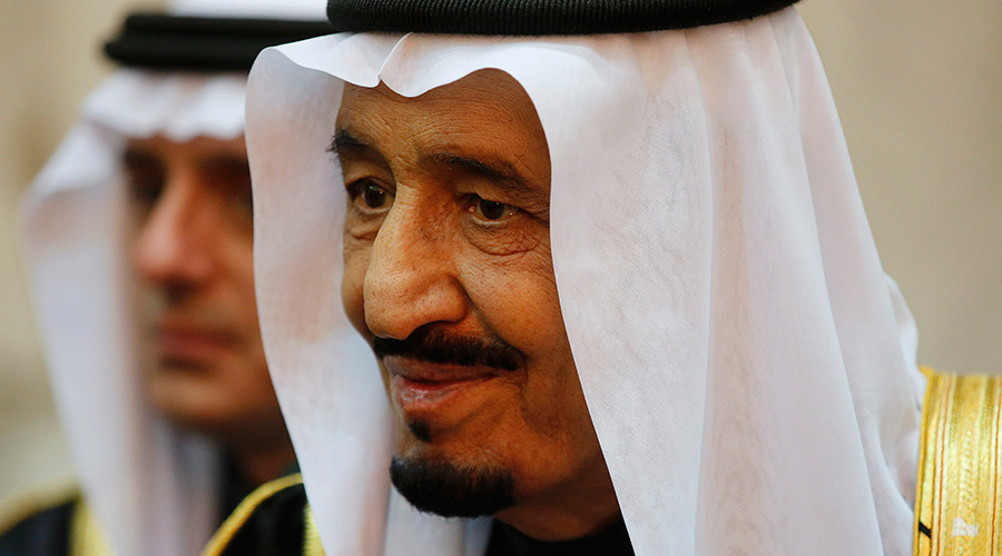 King Salman bin Abdulaziz of Saudi Arabia © Jim Bourg