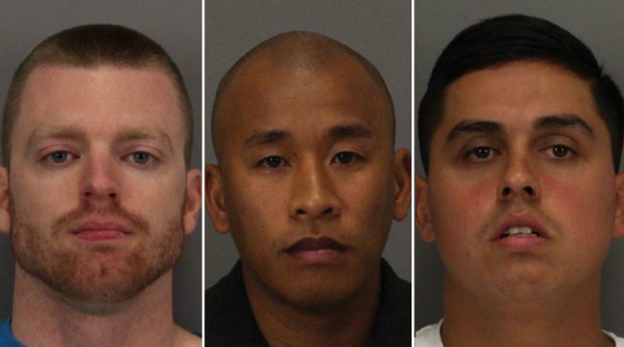3 California prison guards arrested over 'brutal murder' of mentally ill inmate