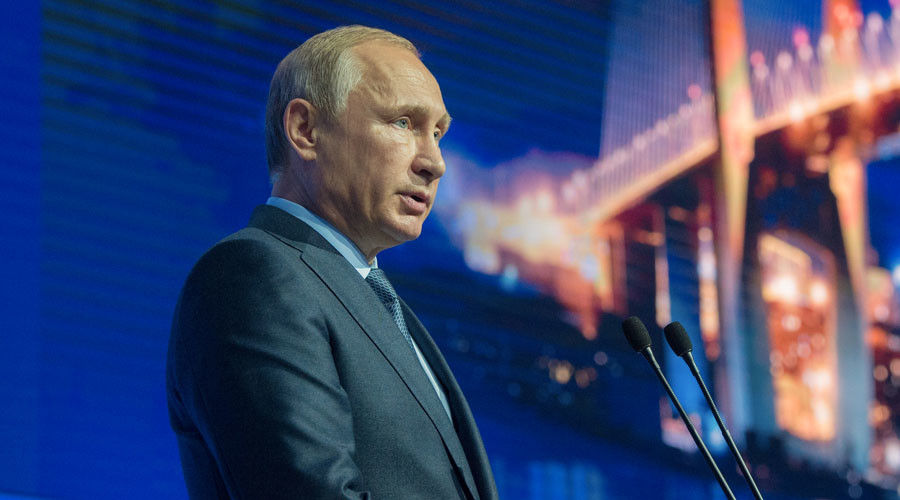 'Ukraine situation depends on its people's patience, not on Russia' – Putin