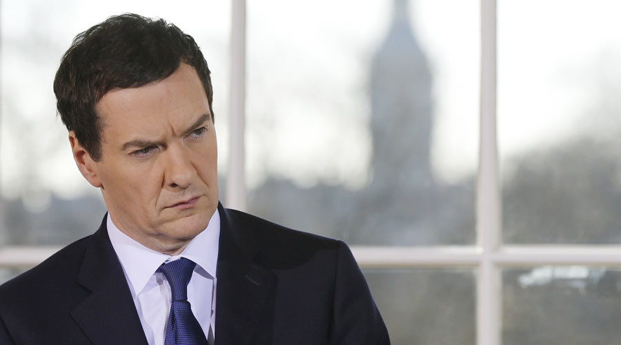 Osborne presses ahead with £20bn worth of further austerity