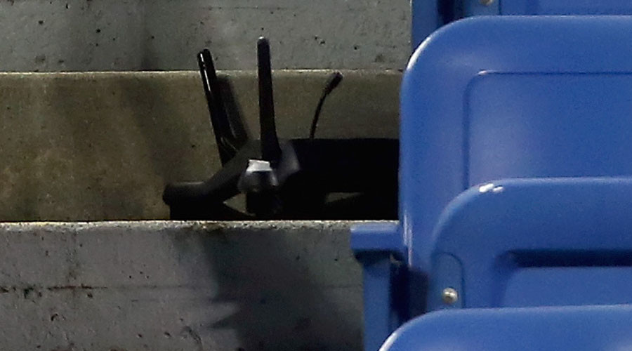 Drone crashes amid US Open match, 26-yo pilot arrested