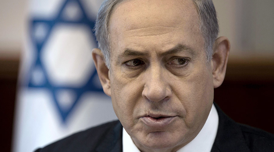 Netanyahu says Israel not indifferent, but too small to host refugees