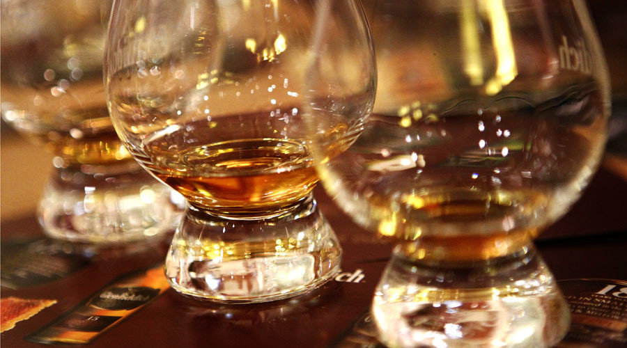 Whisky matured in space tastes 'noticeably different'