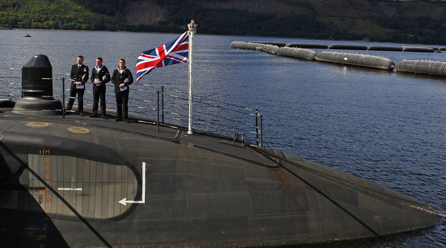 'Oops, it was us': Military concedes British sub, not Russian, damaged UK trawler in April