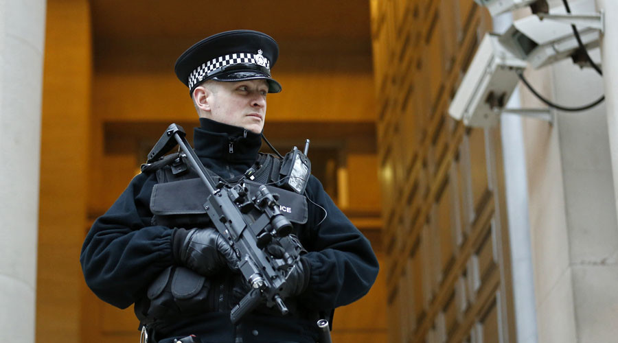 Police officer arrested over terrorist kidnap hoax