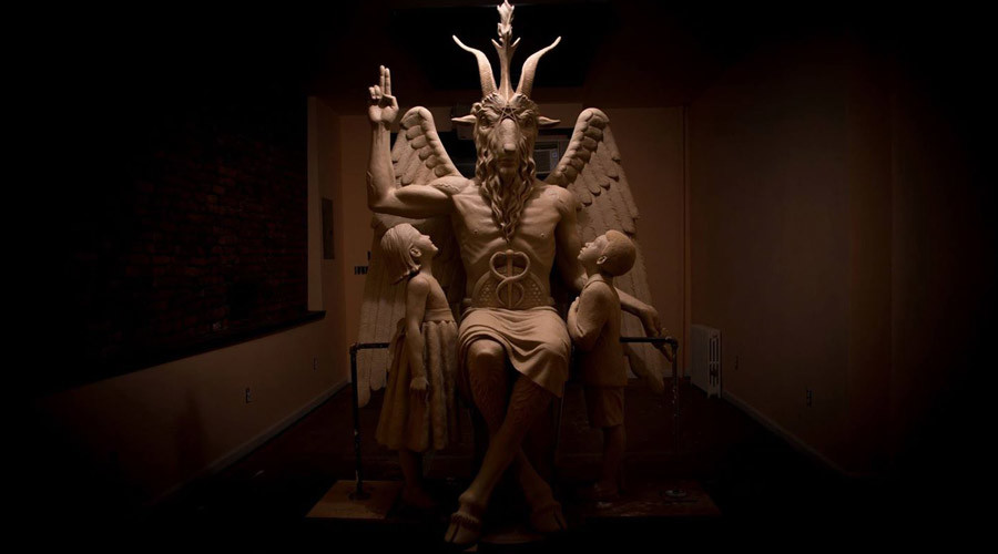Arkansas to consider placing Satanic Temple's 'Baphomet' statue on Capitol grounds