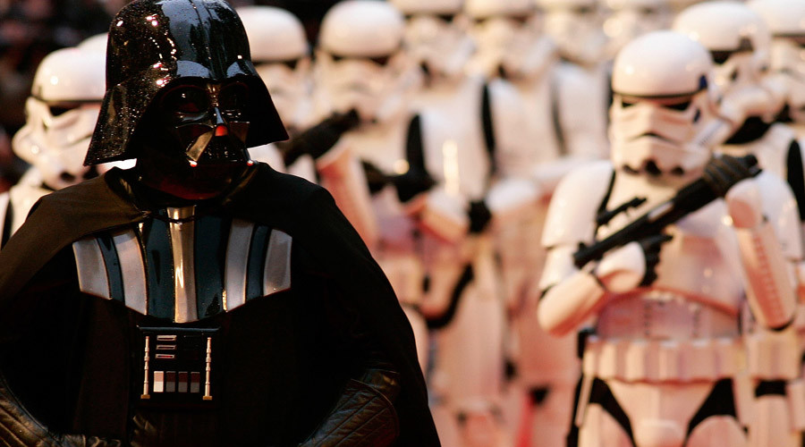 Darth Vader, Stormtroopers crash Moscow Symphony demanding Imperial March, conductor obeys (VIDEO)