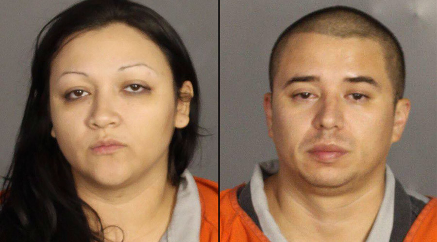 Ashley Cecilia Castaneda and Gabriel Garcia © Waco Police Department