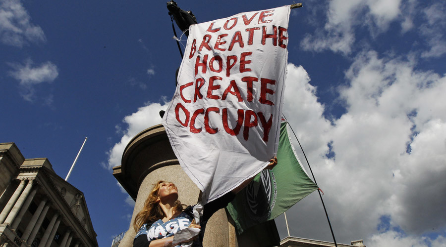 Police told to apologize for treating Occupy London protesters as 'extremists'