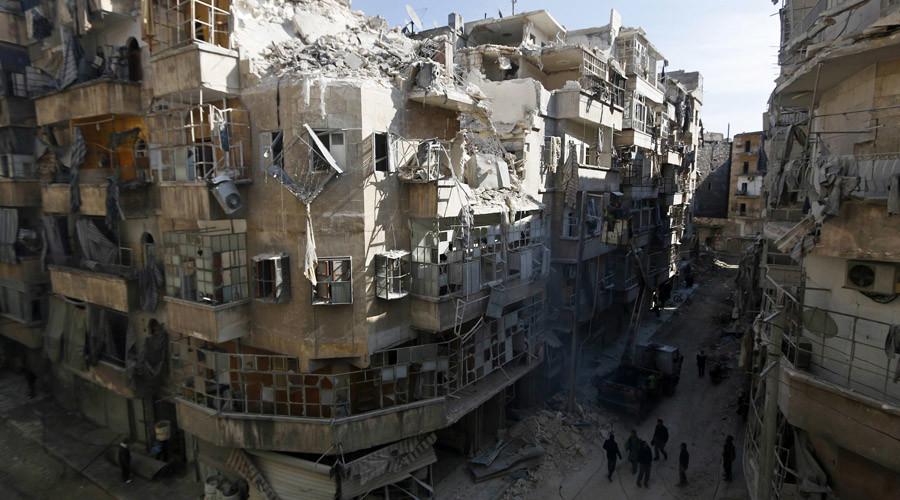 Aleppo, Syria. © Hosam Katan