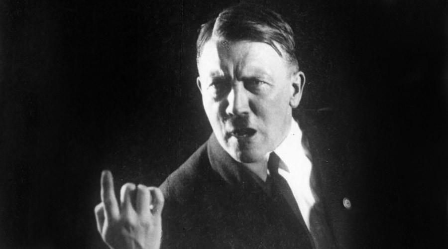 Adolf Hitler ©  German Federal Archive