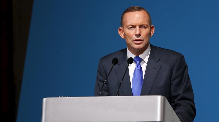 Australia's Prime Minister Tony Abbott. © Edgar Su