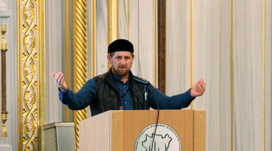 Chechen Republic leader Ramzan Kadyrov. © Said Tsarnaev