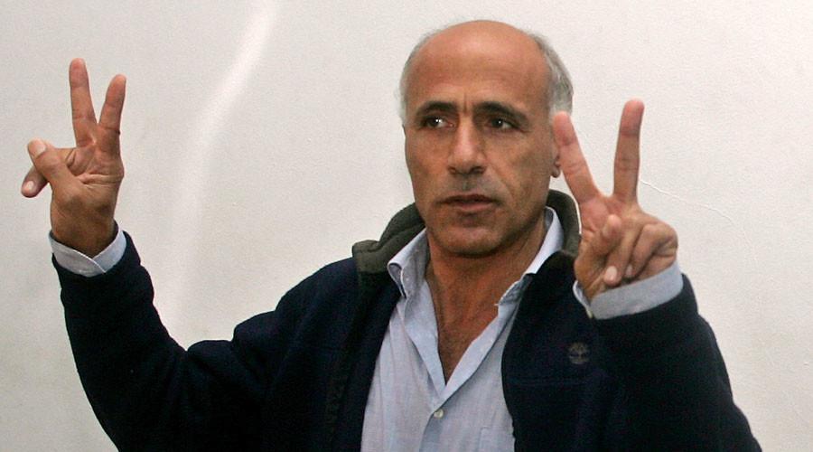 Israeli nuclear whistleblower Mordechai Vanunu. © Ronen Zvulun