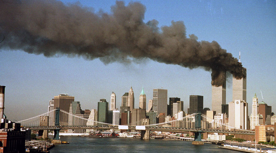 I was in New York City on 9/11 (OP-ED)