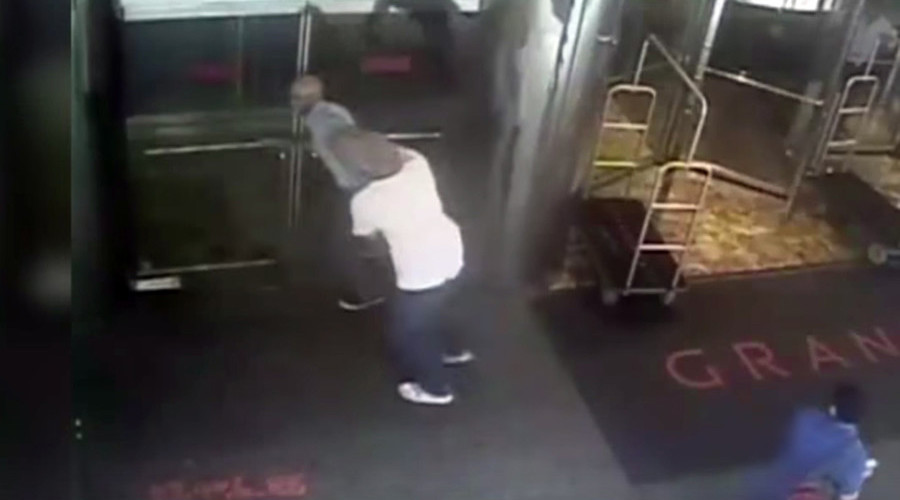 NYPD releases video of cop slamming tennis star James Blake to sidewalk