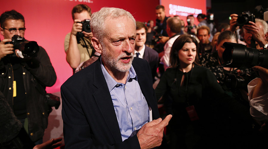 NATO, refugees, Brexit: Newly-elected Labour leader Jeremy Corbyn in best RT interviews and more