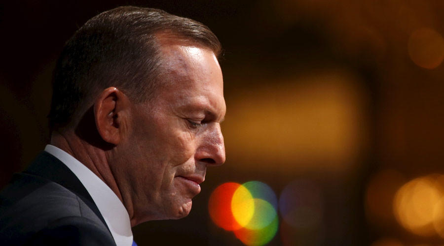 Abbott defrocked: Aussie PM ousted in leadership vote by longtime rival