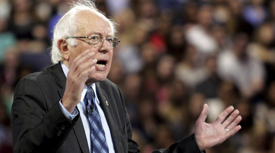 'There's no justice': Bernie Sanders tells conservative Christians inequality is a moral crisis