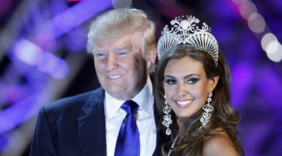 Trump breaks up with Miss Universe
