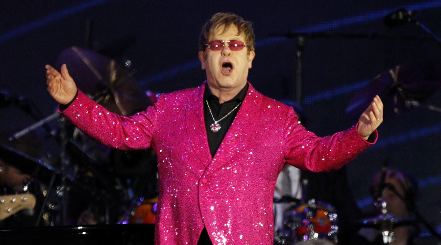 Elton John claims he spoke to Putin about gay rights, Kremlin denies it