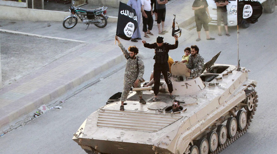 'Washington not interested in defeating ISIS'