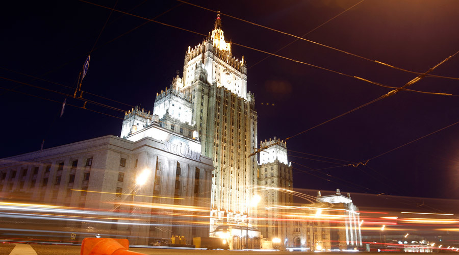 Baltic states 'neglect freedom of speech for political goals' – Russian Foreign Ministry