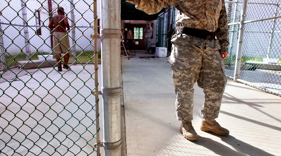 US submits 8 force-feeding videos from Guantanamo Bay to DC court