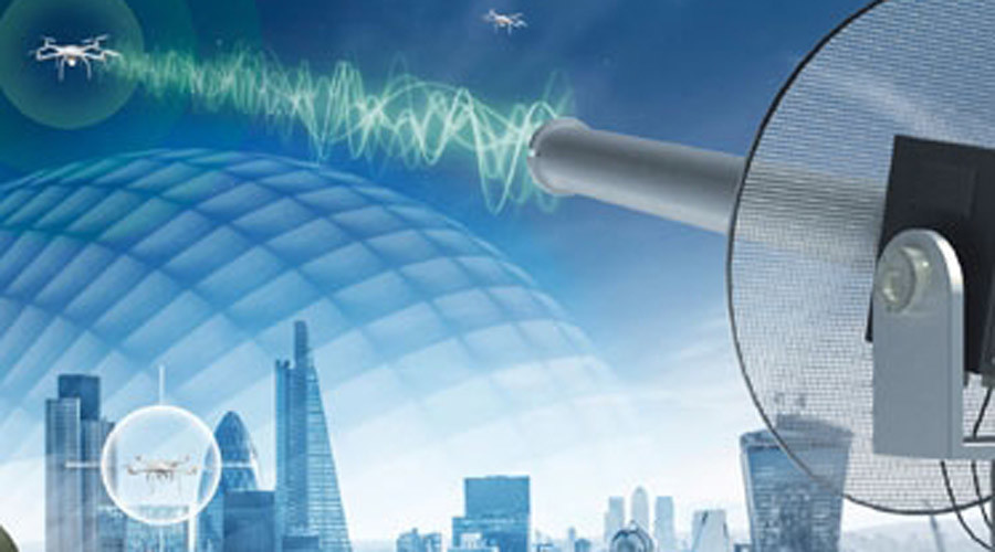 Anti Drone Shield System Revealed At London Defense Expo