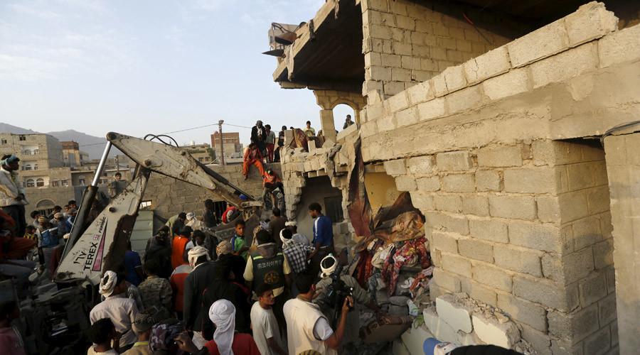 UN condemns 'virtual silence' on civilian casualties in Yemeni conflict