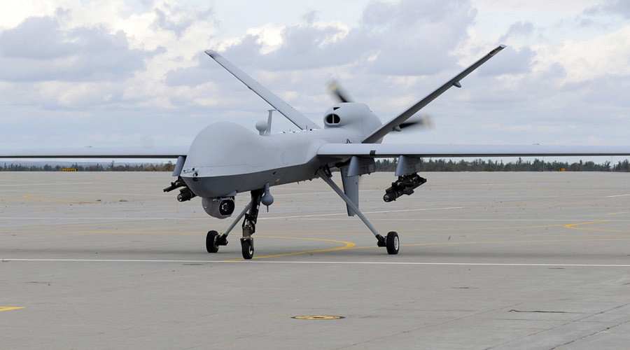 Blanket drone policy? Attorney General refuses to clarify UK targeted killings
