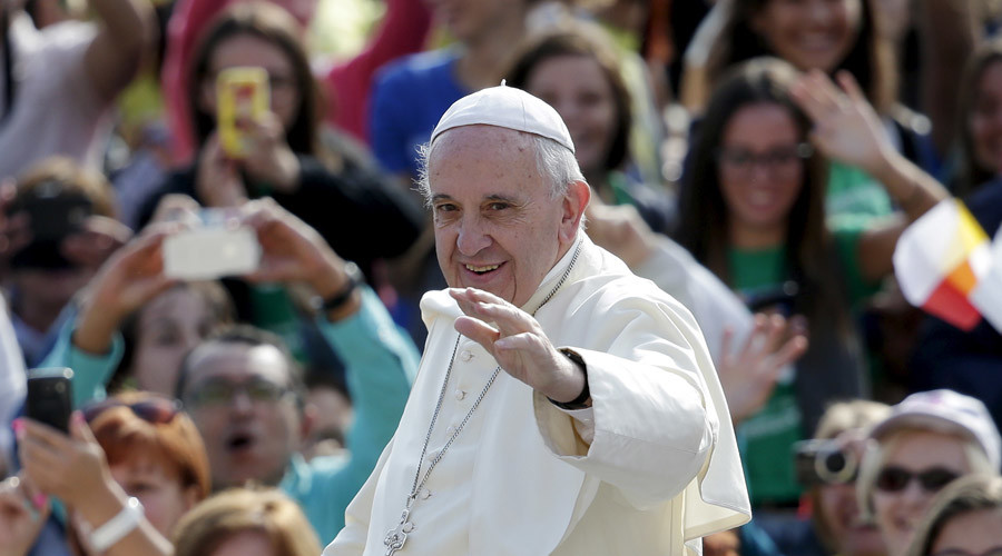'No drone zones', censored selfie sticks and other outlawed objects during Pope's US tour