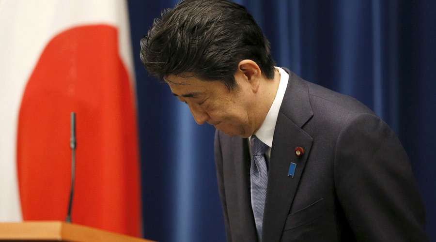 S&P downgrades Japan over weak economic growth