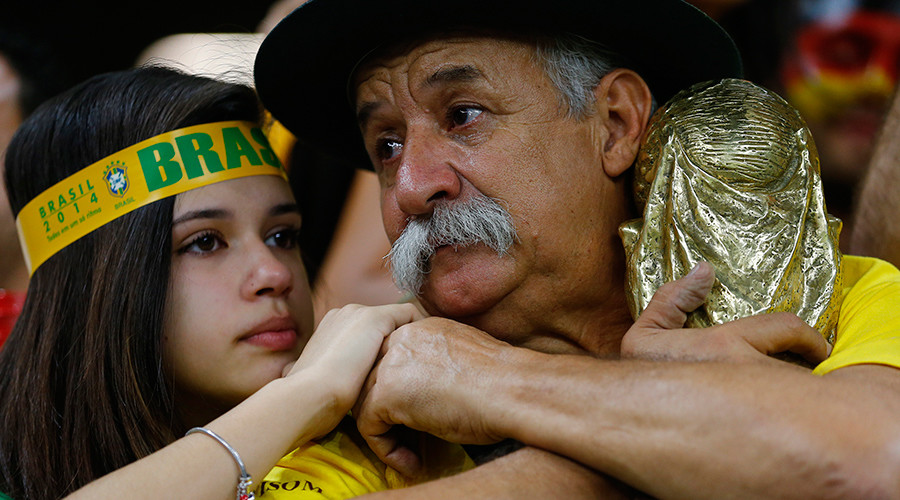 'Saddest man in Brazil' dead: World Cup superfan passes away at 60