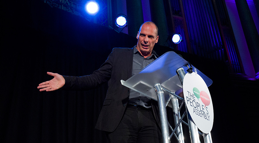 Varoufakis attacks Tsipras, advises anti-austerity UK Labour Party head Corbyn in RT interview