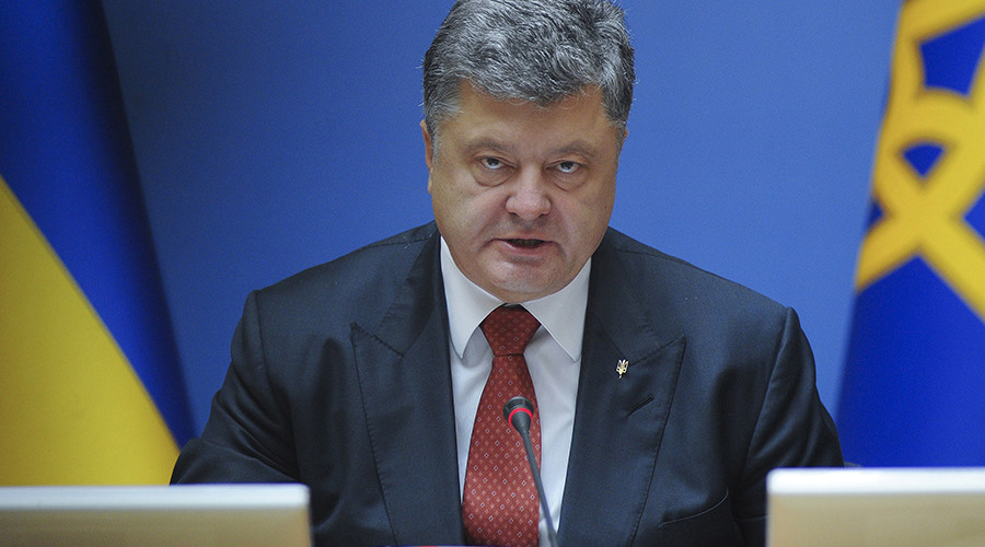 #JesuisBBC: Poroshenko bans western journalists from Ukraine
