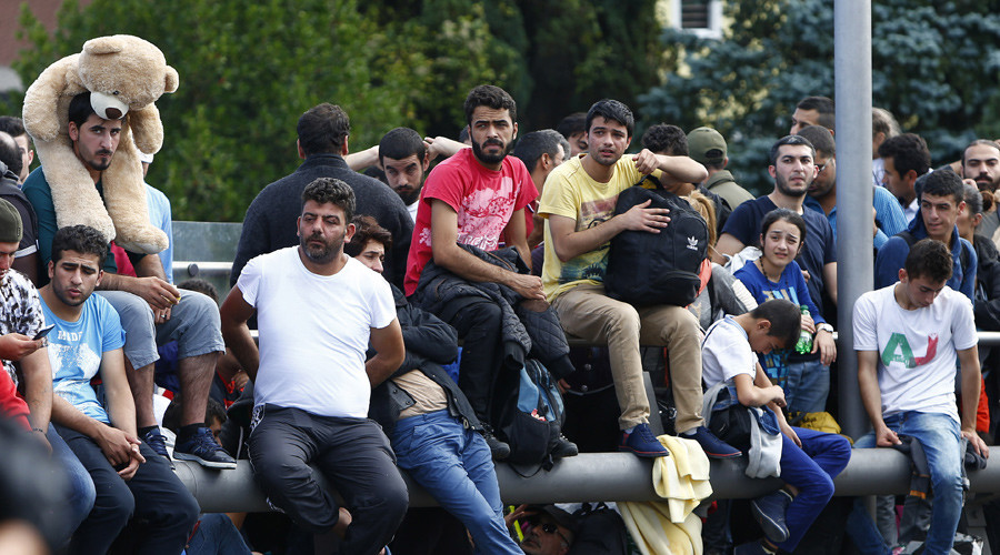 'Refugees to EU made homeless by NATO interventions'