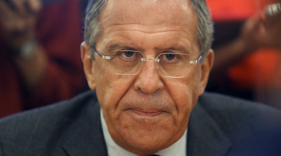 Int'l anti-ISIS coalition flawed, you can't fight evil with illegal methods – Lavrov