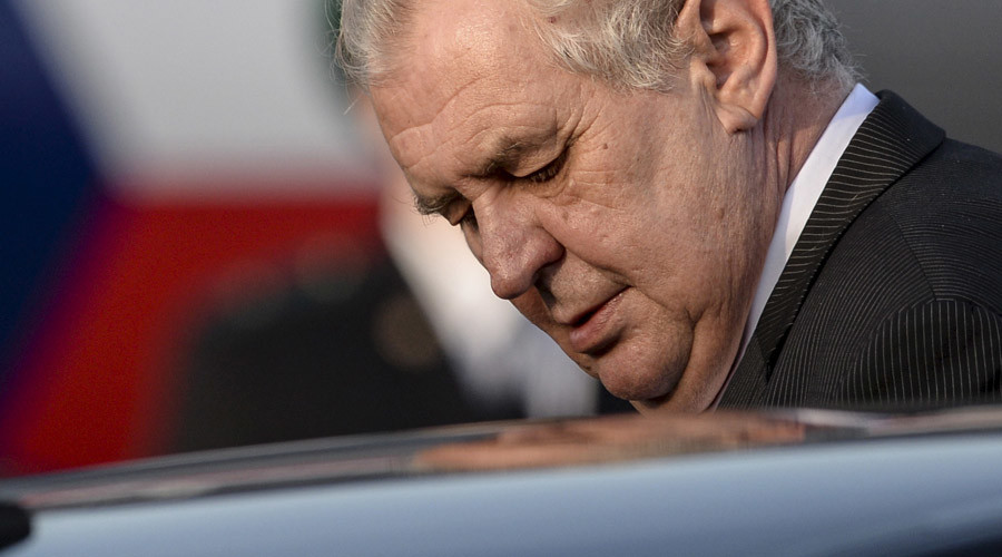 Ukrainians should be considered in voluntary EU refugee quotas – Czech president