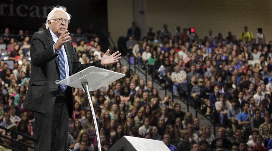Outsiders to contenders: Occupy Wall Street, Bernie Sanders & a new attack on inequality