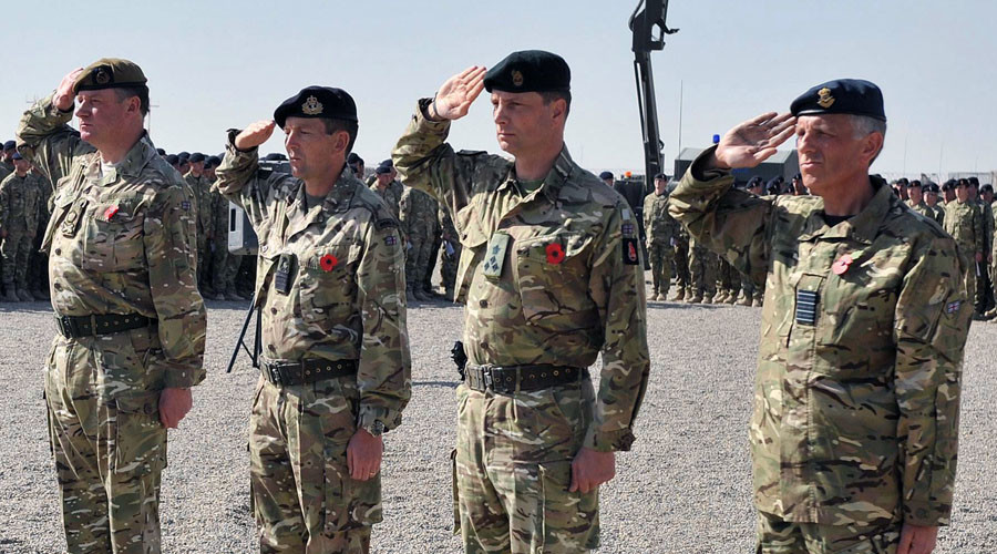 British govt threatened with legal challenge over 'abandoned' Afghan interpreters