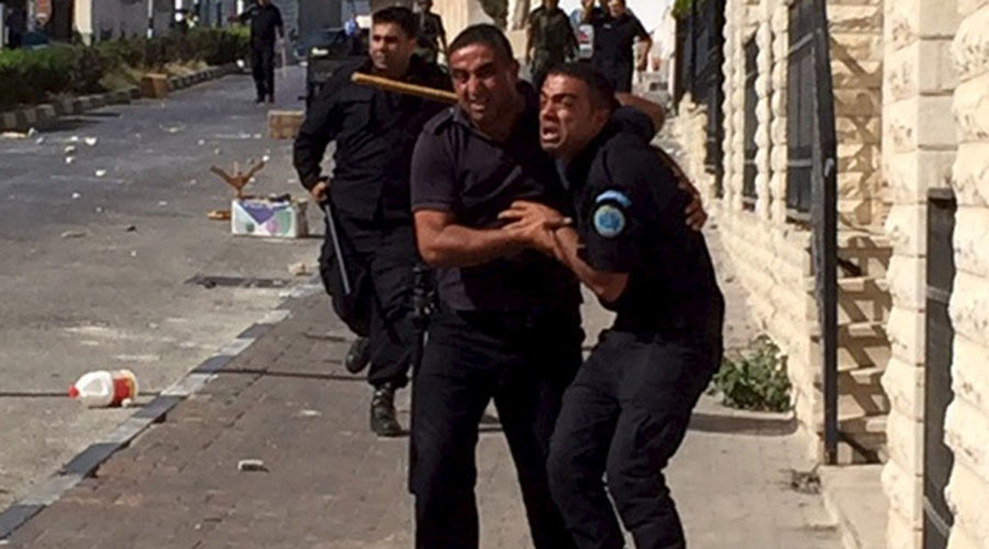 Violence in Jerusalem as Palestinians stage 'Day of Rage' after Al-Aqsa clashes